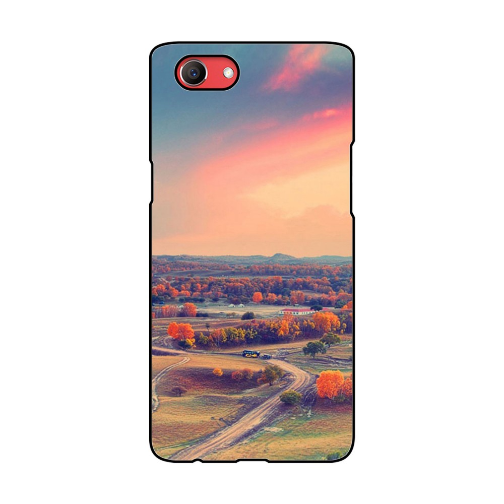 Nature Printed Oppo Mobile Case