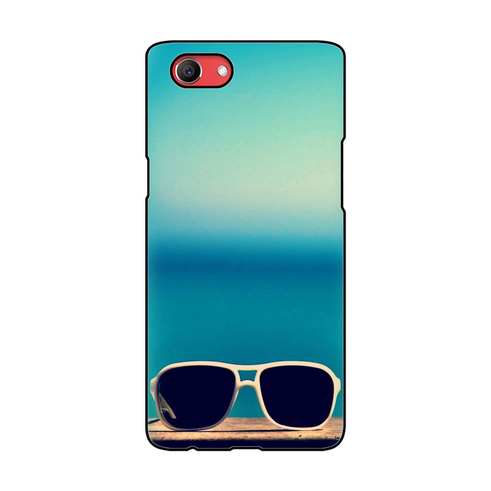 Black Goggles Printed Oppo Mobile Case