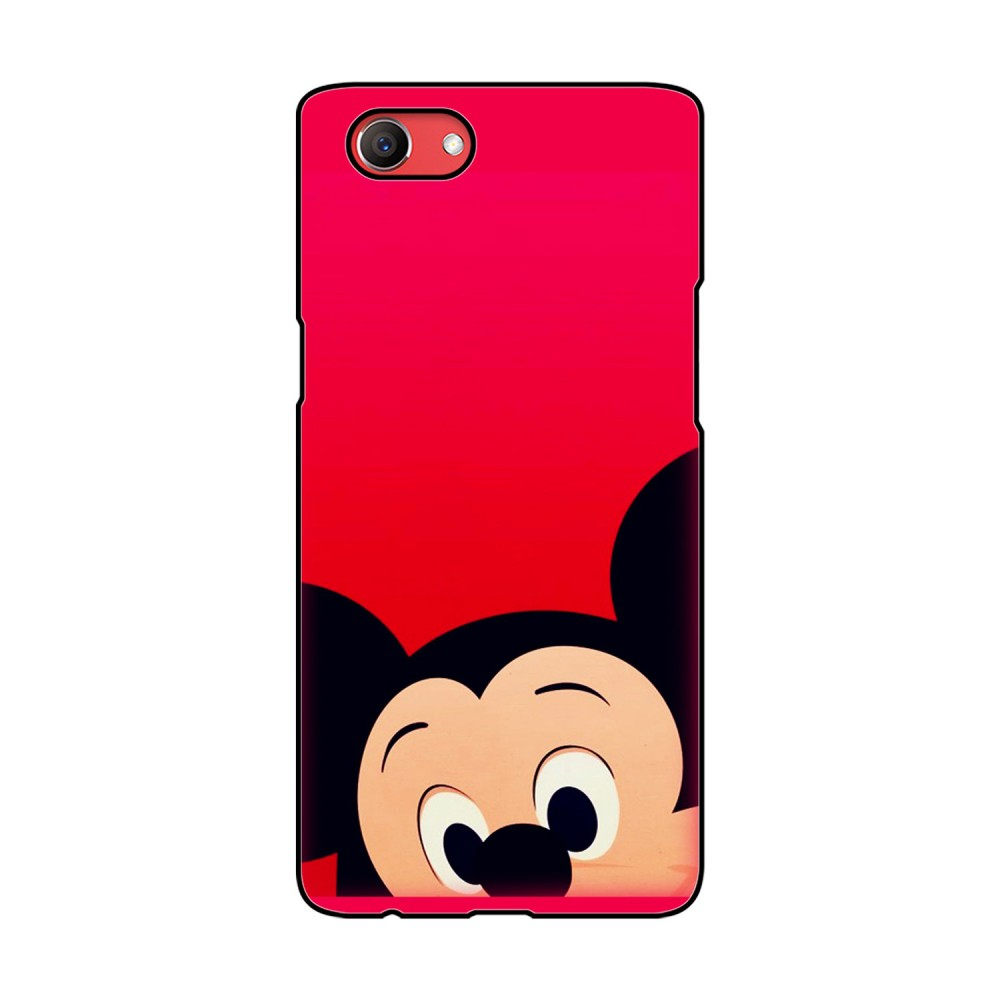Mickey Mouse Printed Oppo Mobile Case