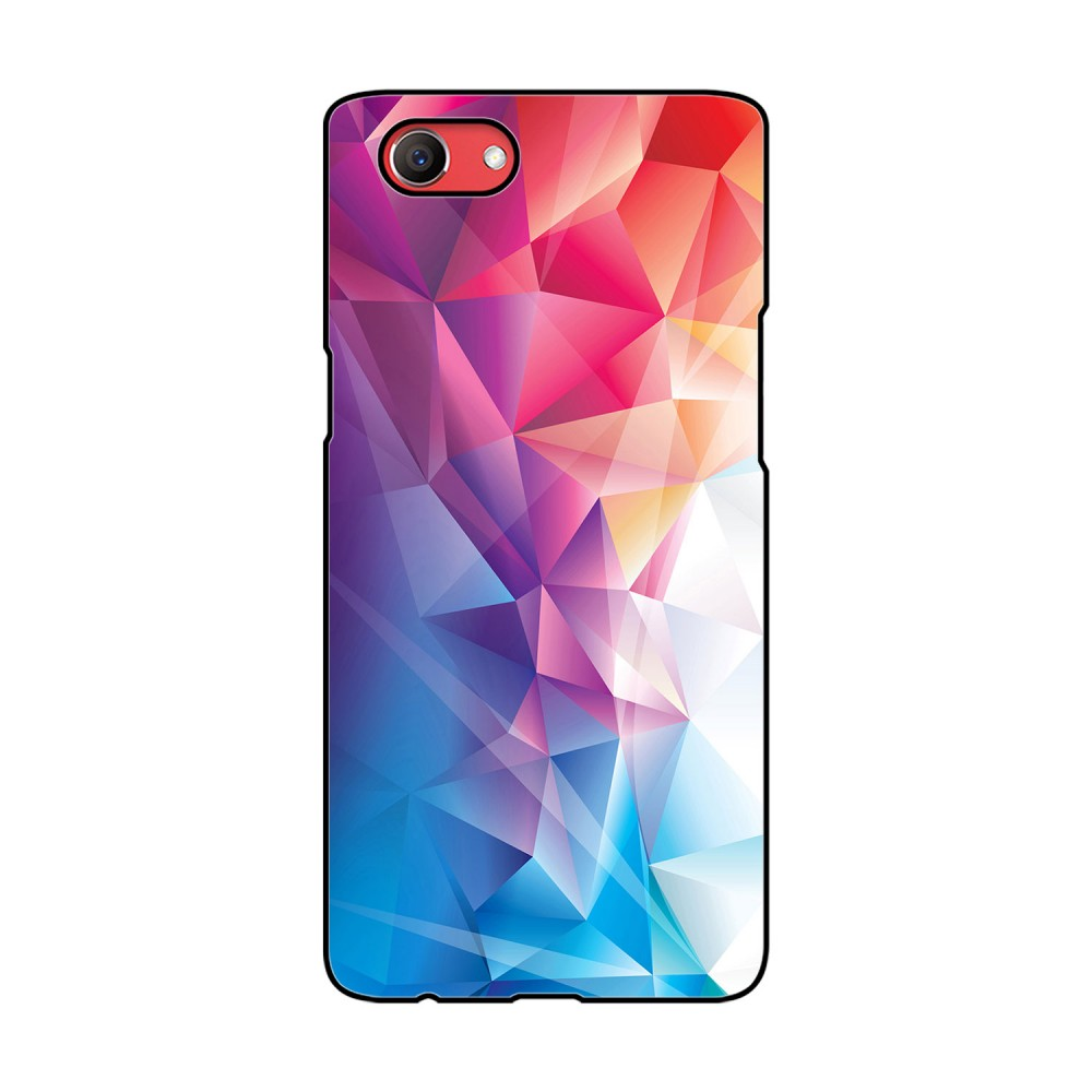 Gradient Pattern Printed Oppo Mobile Case