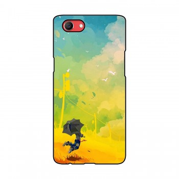 Nature Painted Printed Oppo Mobile Case