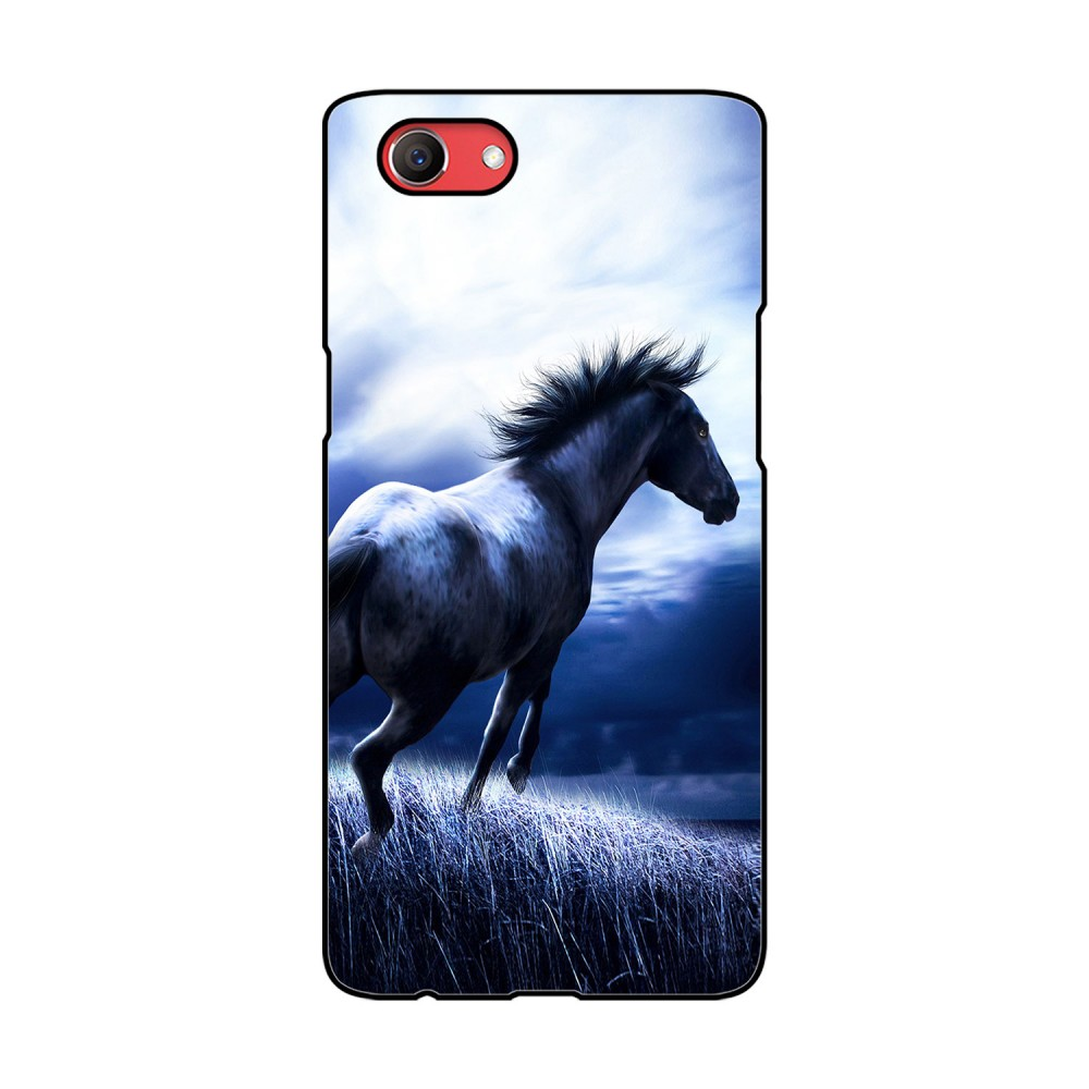 Horse Printed Oppo Mobile Case