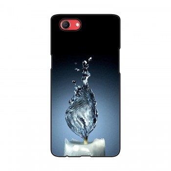 Water Candle Printed Oppo Mobile Case