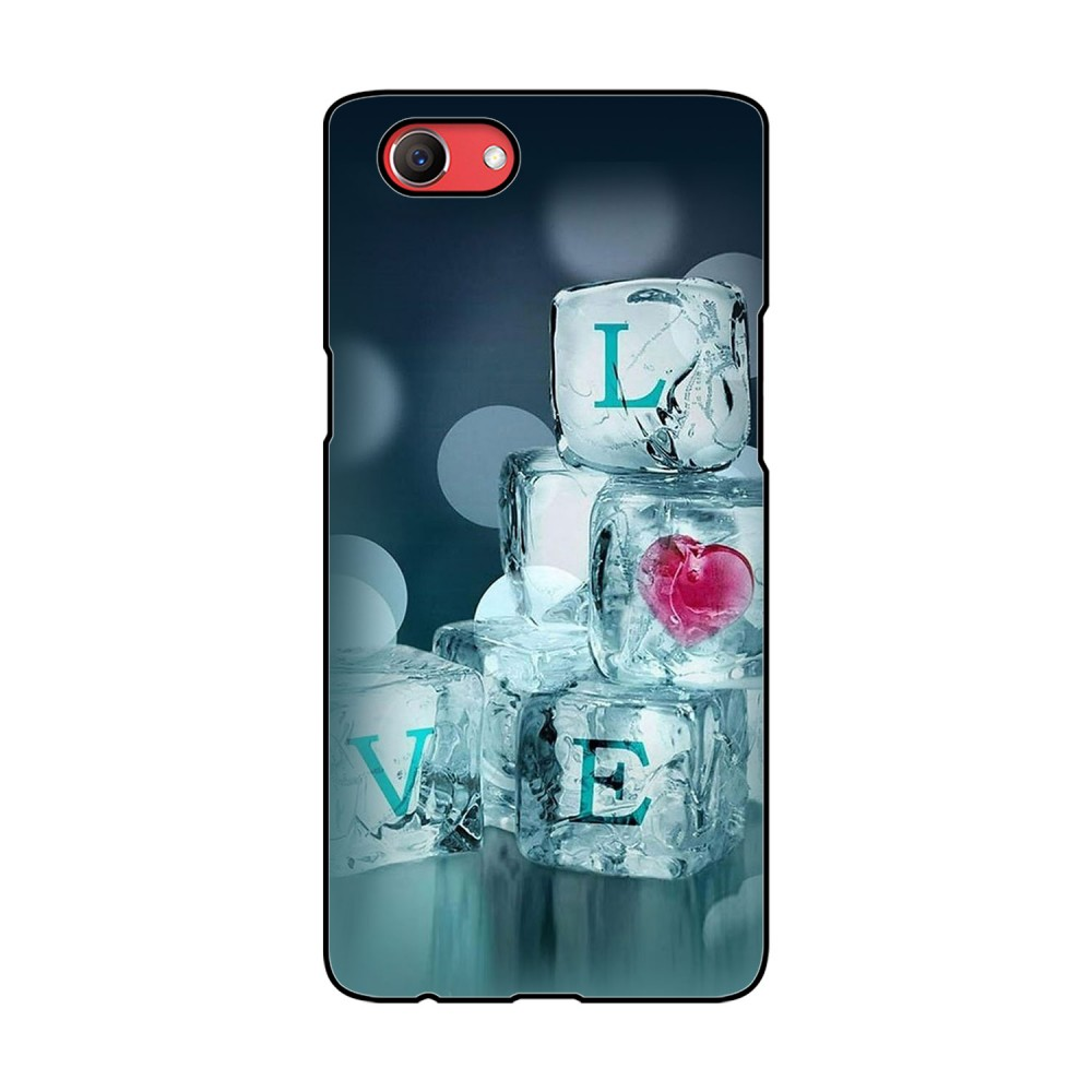 Love Cubes Printed Oppo Mobile Case