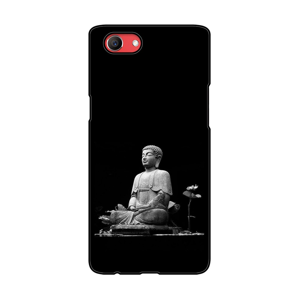 Peace Buddha Printed Oppo Mobile Case