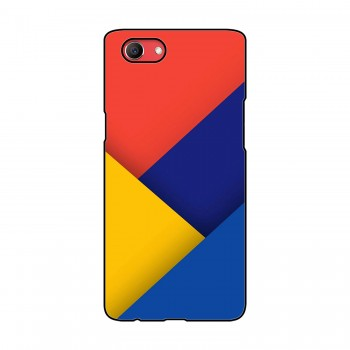 Colored Pattern Printed Oppo Mobile Case