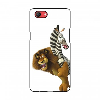 Cartoon Animals Printed Oppo Mobile Case