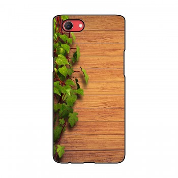 Leaves On Board Printed Oppo Mobile Case