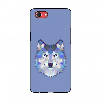 Wolf Printed Oppo Mobile Case