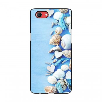 Ocean Shells Printed Oppo Mobile Case