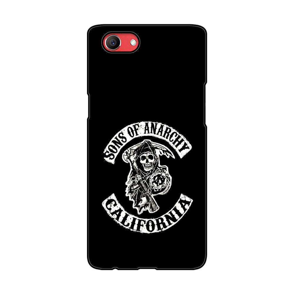 Sons Of Anarchy California Printed Oppo Mobile Case