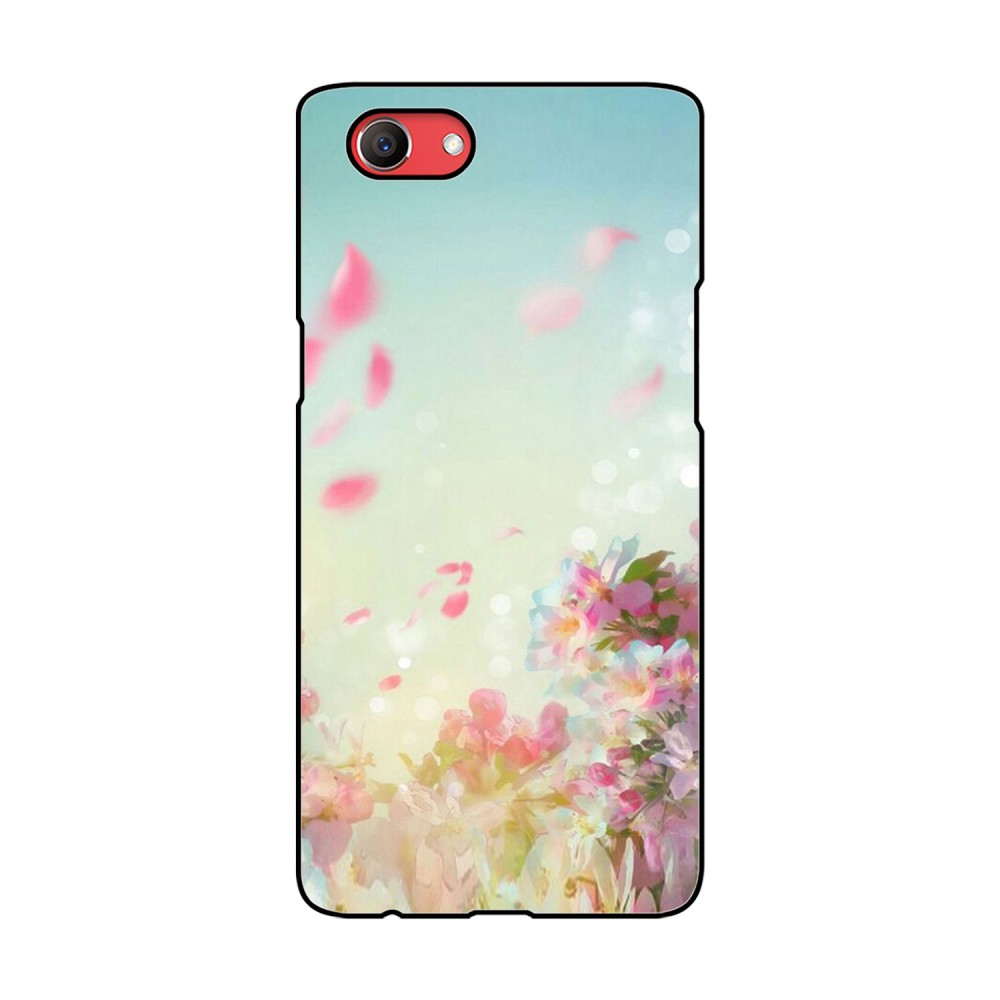 Flower Petals Printed Oppo Mobile Case