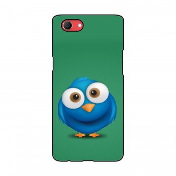 Bird Printed Oppo Mobile Case