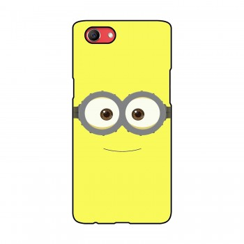 Minion Eyes Printed Oppo Mobile Case