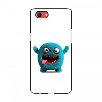 Animated Devil Printed Oppo Mobile Case