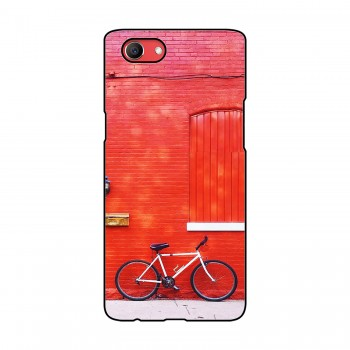 Bicycle Printed Oppo Mobile Case