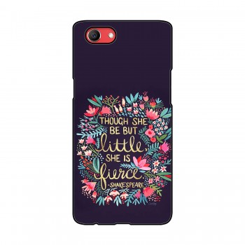 Shakespeare Quote Printed Oppo Mobile Case