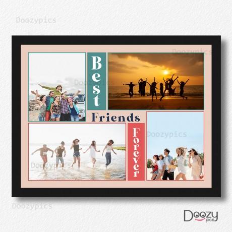 Best Friends Forever Collage Frame