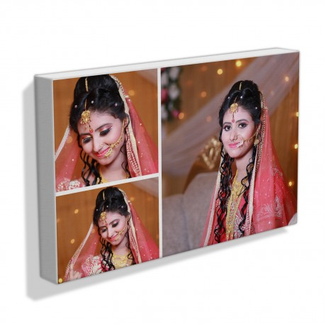 Single Wedding Collage Frame
