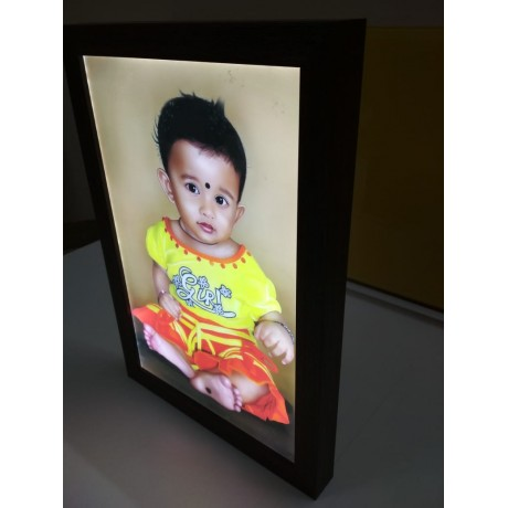 Backlit LED Photo Frame