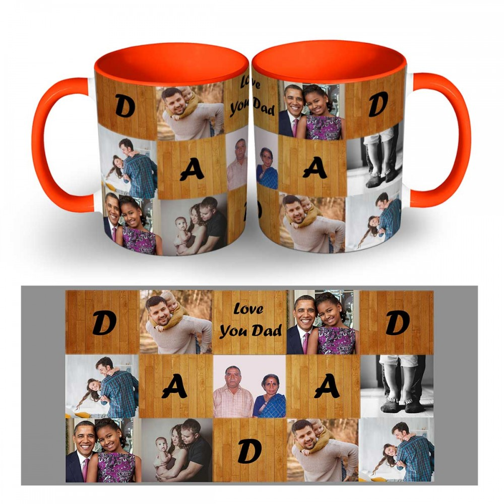 Love You Dad  Photo Mug 1
