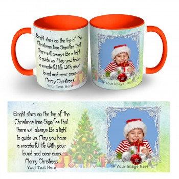 Merry Christmas Quote Mug