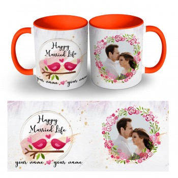 Happy Married Life Mug