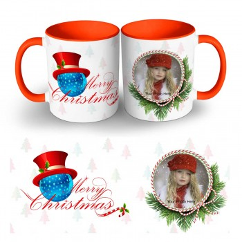 Happy Christmas Photo Mug 10