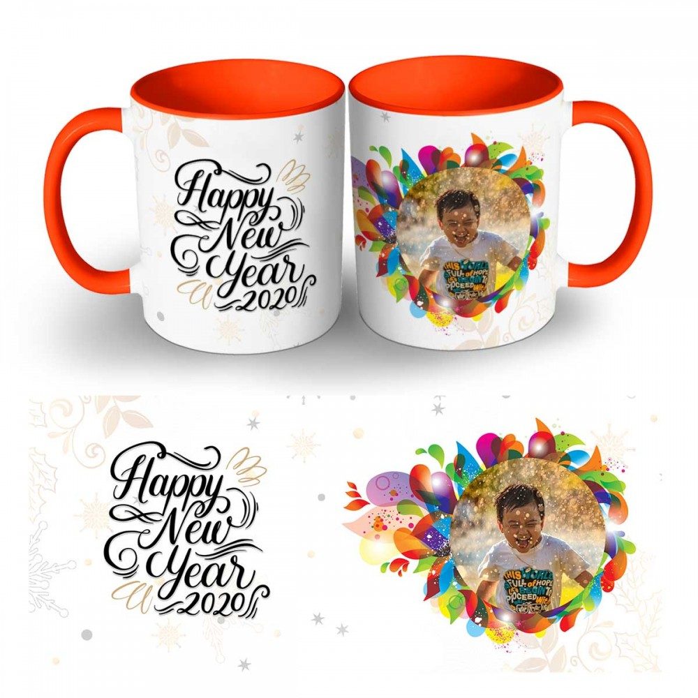 Happy New Year 2020 Mug 4