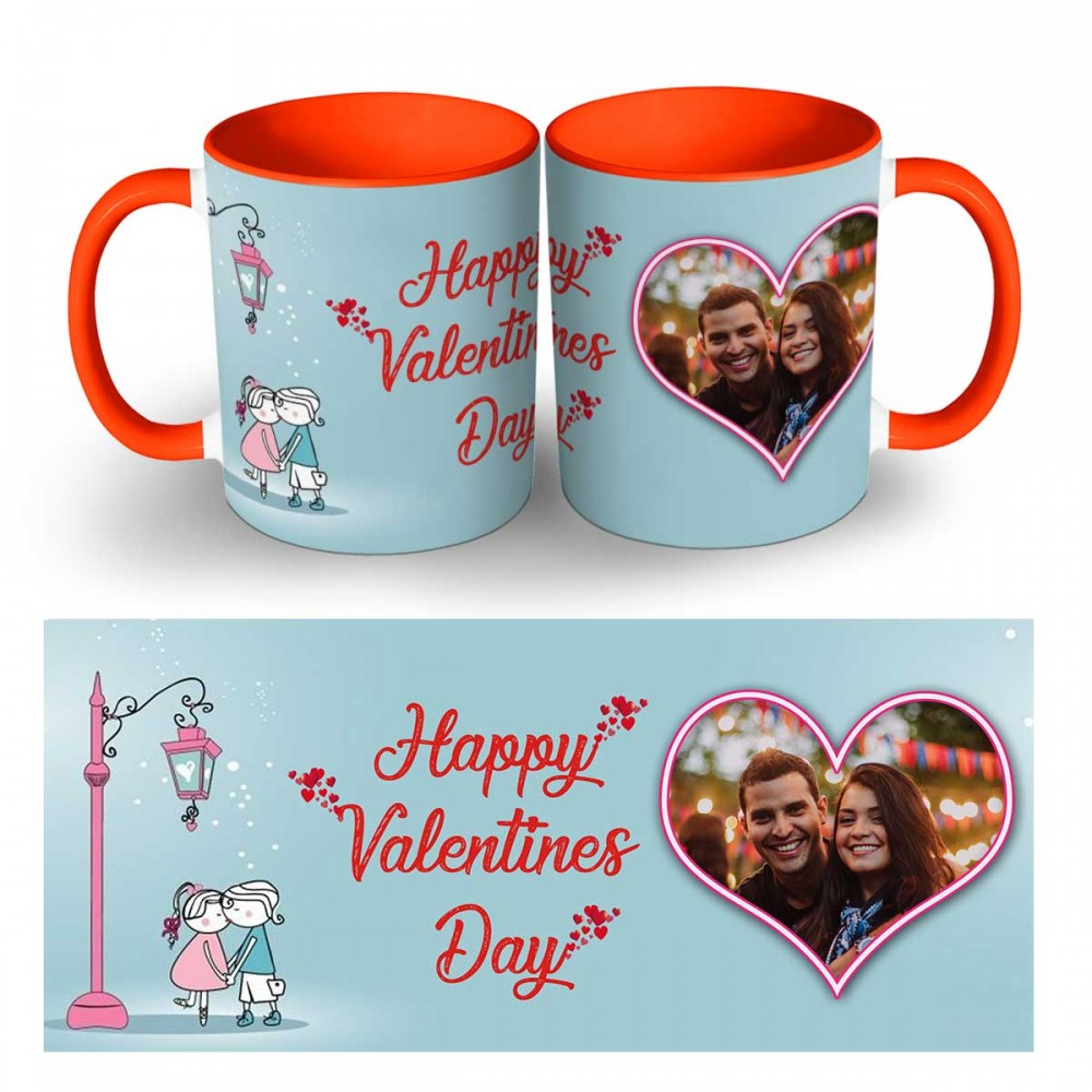 Happy Valentines Day Photo Mug 5