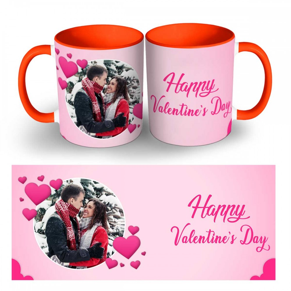 Happy Valentines Day Photo Mug 7