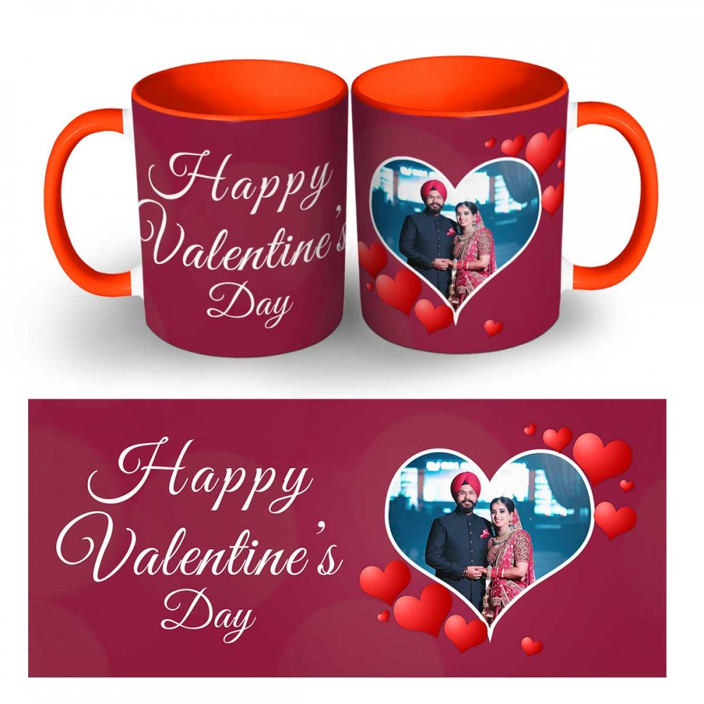 Happy Valentines Day Photo Mug 9