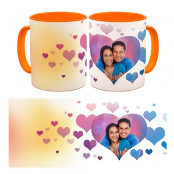 Special Couple photo mug