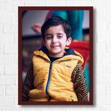Personalized Portrait Photo Frame