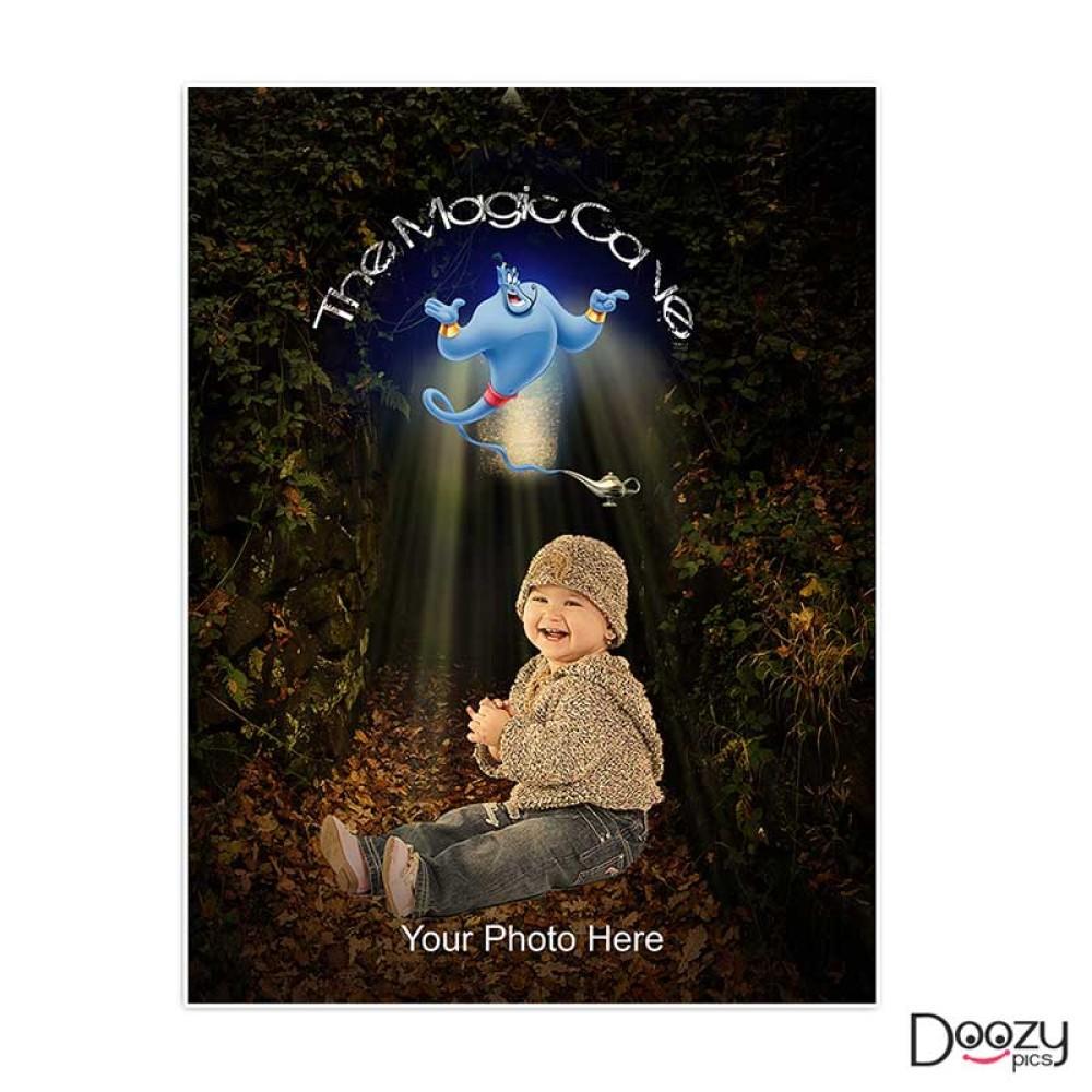 The Magic Cave Print Poster